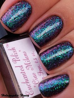 Holographic Hussy: Enchanted Polish Big City Lights Collection - Part 2