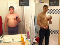 """Down 100+ Pounds: """"My pictures speak for themselves"""""""