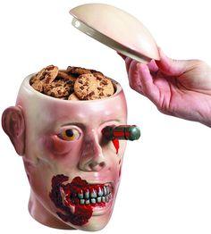 The Walking Dead Zombie Cookie Jar
