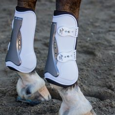 Pro Performance Open Front Boots with TPU Fasteners  Professional's Choice - New 2015 English pleasure, Show Jumping, Equestrian, english tack, horse protection boots