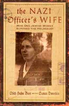 The Nazi Officer's Wife #autobiography