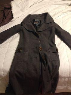 Long Dramatic Coat
