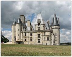 poitou-charentes | CASTLE of la ROCHEFOUCAULD, France