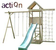 Action Climbing Frames Garden Games Arundel Climbing Frame