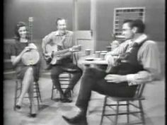 Pete Seeger's Rainbow Quest - Johnny Cash and June Carter (Full Episode)