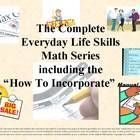 """Get the entire """"Everyday Life Skills"""" series for a just $15.75. That's a savings of $4.90 off the individual product price. That's right, all seve..."""