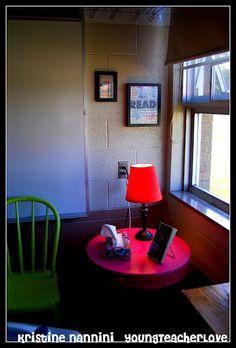YoungTeacherLove: A super easy way to create a cozy classroom!!
