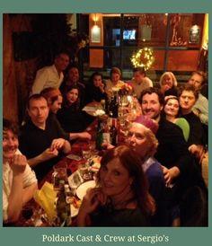 Poldark cast and crew December 2015 Poldark Tv Series, Poldark Cast, Poldark 2015, Ross Poldark, 1 Y 2, Winston Graham, Aidan Turner Poldark, Masterpiece Theater, Aiden Turner