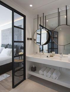Lovely bathroom//