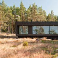 SUMMER VILLA VI, Gustavs | Sommarvillor och bastun | Projekt | Arkkitehtitoimisto Haroma & Partners OY