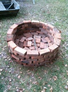 how to build fire pit in backyard | Easy-to-Build DIY Firepit Ideas to Improve Your Backyard