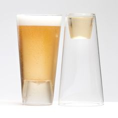 shot glass and beer glass in one.