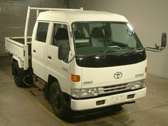 Toyota Dyna - 4wd high roof - expedition platform