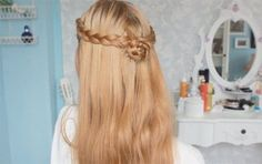 Hairstyles For Long Hair : 4 Braided Back To School Hairstyles | 17 Easy Back To School HairstylesLooking f