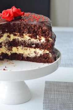 nubsu uploaded this image to 'kuvia mummulle'. See the album on Photobucket. Köstliche Desserts, Delicious Desserts, Yummy Food, Baking Recipes, Cake Recipes, Dessert Recipes, Baking Cupcakes, Cupcake Cakes, Danish Food