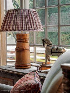 Handmade lampshades by NH Interiors http://www.nataliehaegeman.com/