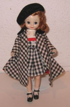 Betsy McCall Doll-my favorite doll when I was  child.  Still is!