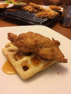 Chicken and Waffle #TTDD