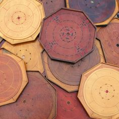 i've got my eye out for an antique crokinole board to hang on the wall