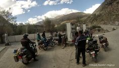 Travel magic: Keylong to Leh - Part 4 of my 2 wheeler Odyssey #lp @lonelyplanet_in #motorcycle #ride #ttot