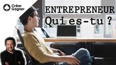 Les entrepreneurs sont des personnes comme vous et moi qui réagissent aux contraintes et opportunités de notre monde. Mais qui sont-ils ? Cliquez pour voir