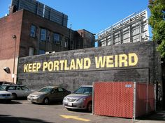 this is right across from Voodoo Doughnuts!
