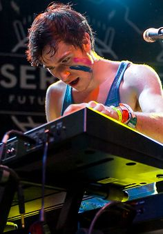 Walk The Moon in San Francisco on March 20, 2012 (3 of 9)