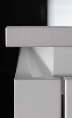 Ferruccio Laviani for Dada | Hi-Line 6 Kitchen (detail)