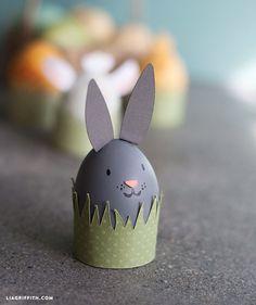 Rabbit Easter egg