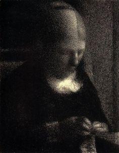 "serat. ""the artist's mother""."