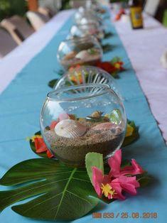 Fun Birthday Party Themes for Kids Moana Birthday Ideas Moana Birthday Party Theme, Moana Themed Party, Luau Theme Party, Aloha Party, Hawaiian Luau Party, Hawaiian Birthday, Kids Party Themes, 2nd Birthday Parties, Kids Luau Parties