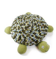 Toby Turtle - Free crochet pattern by Emma Varnam