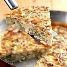 of going vegetarian? Give our delicious soy-based quiche a try.Thinking of going vegetarian? Give our delicious soy-based quiche a try. Vegetarian Quiche, Going Vegetarian, Vegetarian Recipes, Healthy Recipes, Healthy Dinners, Veggie Recipes, Healthy Cooking, Healthy Eating, Quiche Recipes