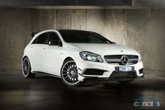 Mercedes-Benz A 45 AMG and CLA 45 AMG 2014 Review