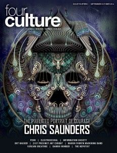 Issue 14 http://issuu.com/fourculture/docs/fourculture_issue_14