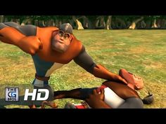 Short movies, Animated movies: Pick n Go - a rugby story