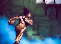 Photo Gallery - Marshawn Lynch in ESPN The Magazine's Body Issue
