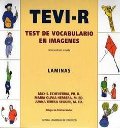 Tevi-R (Test De Vocabulario En ImáGenes)