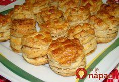 Archívy pagáče - Page 2 of 6 - To je nápad! Hungarian Desserts, Hungarian Cuisine, Ukrainian Recipes, Hungarian Recipes, Hungarian Food, Bread Recipes, Baking Recipes, Cake Recipes, Food Plus