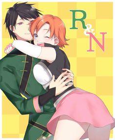 Ren x Nora
