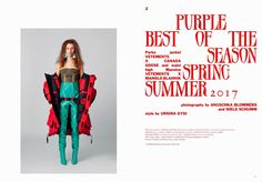 Mini Title — News — Blommers & Schumm for Purple Magazine
