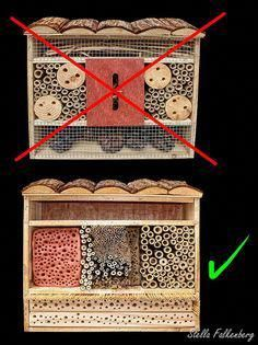 Insektenhotel Nisthilfe Insektennisthilfe LIDL insect nesting aid insect hotel m Garden Bugs, Garden Insects, Garden Pests, Bug Hotel, Jardim Natural, Mason Bees, Bee House, Save The Bees, Bee Keeping