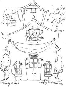 back coloring pages | Little Red Hen Colouring Pages Free 1920s | The Little Red ...