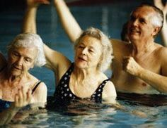 Along with increasing muscle strength, water aerobics can help you lose fat and achieve great flexibility. In this Buzzle post, we will discuss how seniors can include this exercise routine to keep them healthy and active.