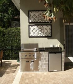 Outdoor Kitchen Designs For Small Es New Interior