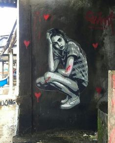 Street Art by Quint.E, located in Bali, Indonesia