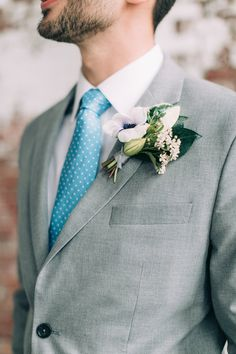 boutonniere @watershedfloral