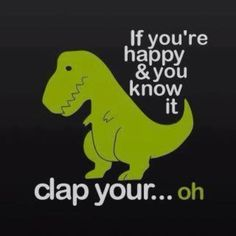 Clap Your...Oh. http://media-cache5.pinterest.com/upload/91549804895176010_wy8yOcXI_f.jpg poisonoustaste quotes i wish i thought of