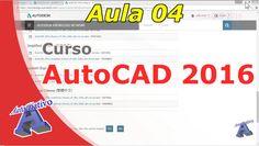 Curso de AutoCAD 2016 – Como Alterar idiomas no AutoCAD – Aula 04 – Auto...