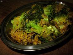Recepty z Indie II. Broccoli, Indie, Vegetables, Food, Essen, Vegetable Recipes, Meals, Yemek, Veggies